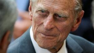 Prinz Philip am Herzen operiert