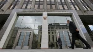 Russische Justiz nimmt Meinungsforscher ins Visier