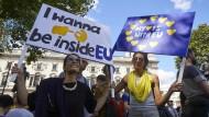 600.000 Briten wollen in ein anderes EU-Land