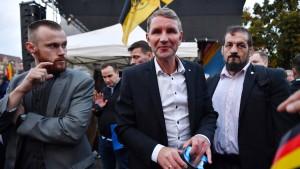 Endet der AfD-Höhenflug, erweckt Ramelow die Linke?