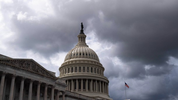 Kongress beschließt Sanktionen gegen China
