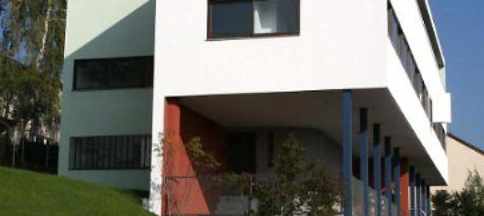 Weissenhofsiedlung In Stuttgart Hauser Zum An Und Aufregen Planen
