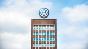VW hat schon mehr als 300.000 alte Diesel getauscht