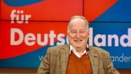 AfD kündigt Strafanzeige gegen Kanzlerin Merkel an