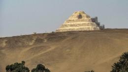 Spektakulärer Fund in Ägypten