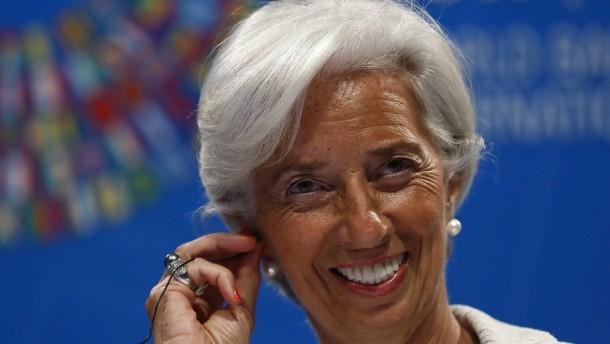IWF-Chefin Lagarde: Bei der Globalisierung darf es kein Zurück geben