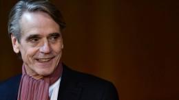 Jeremy Irons leitet diesjährige Berlinale-Jury
