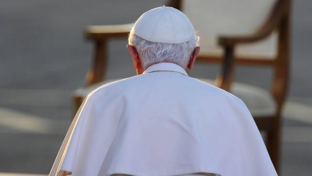 Brutal im Vatikan