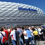 In neuneinhalb Jahren abbezahlt: Bayerns Arena