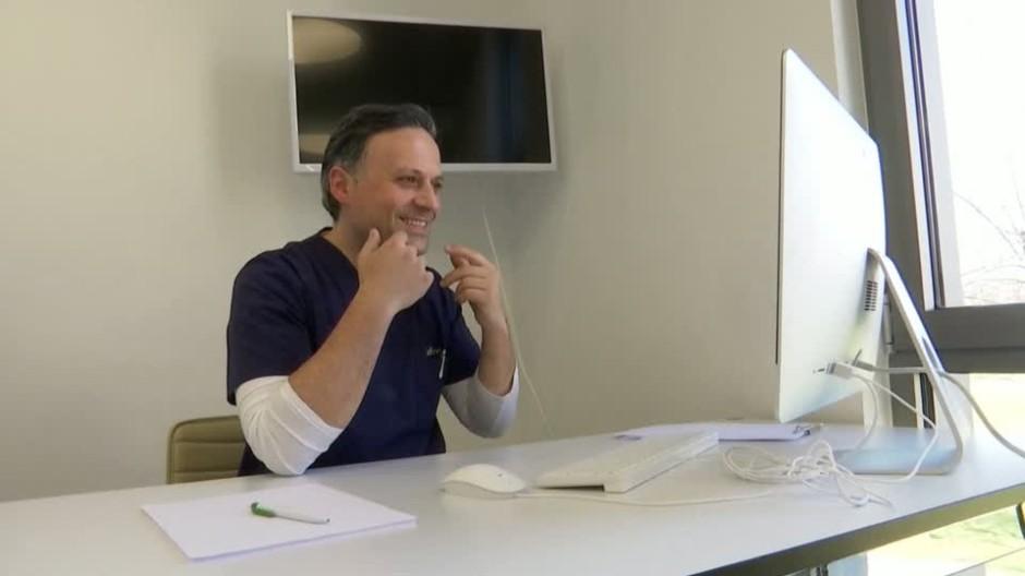 Zahnarztpraxis setzt auf Video-Sprechstunden