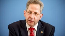 Maaßen will für die CDU in den Bundestag