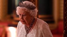Die Queen geht in Teilrente