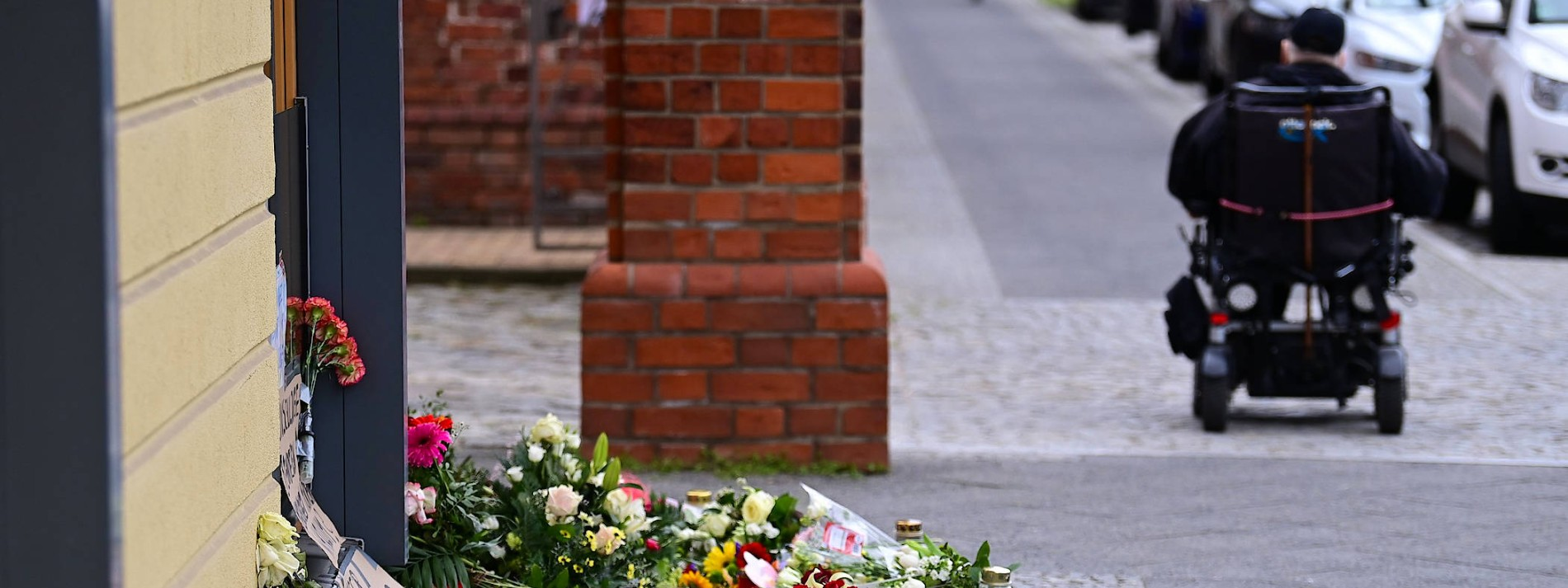 Tatverdächtige von Potsdam fordert hohe Abfindung