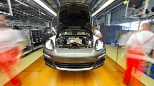 Auch Porsche Panamera soll zurückgerufen werden