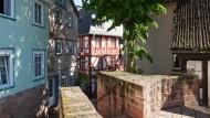In Marburg waren die hessischen Angehörigen der romantischen Bewegung alle zu Gast