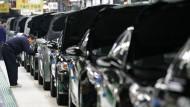 Hyundai produziert für seine europäischen Kunden hauptsächlich in der Slowakei und in Tschechien