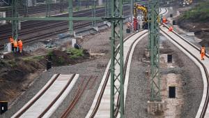 Zugausfälle zwischen Köln und Düsseldorf
