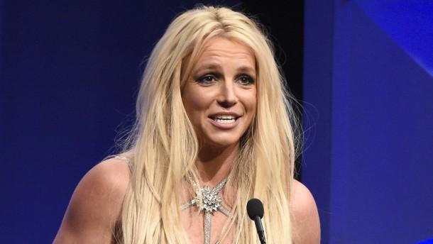 Britney Spears hat Angst vor ihrem Vater und Vormund