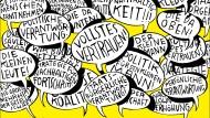 Vertrauen, Nachhaltigkeit, Verantwortung: Welche Phrasen hätten Sie denn gern?