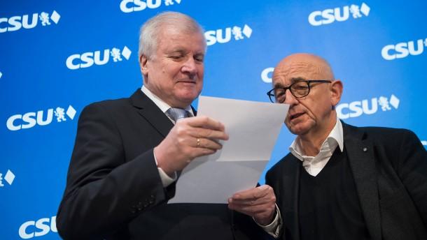CSU-Vorstandsmitglied Sauter gibt alle Parteiämter ab