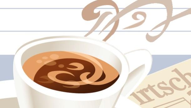 Kolumnenbild / Auf einen Espresso