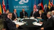 Obama hält weitere Sanktionen wegen Ukraine für möglich