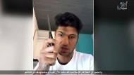 Das Video des Axt-Attentäters im Wortlaut