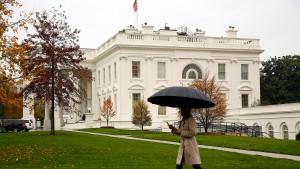 Deutsche Autobosse ins Weiße Haus geladen