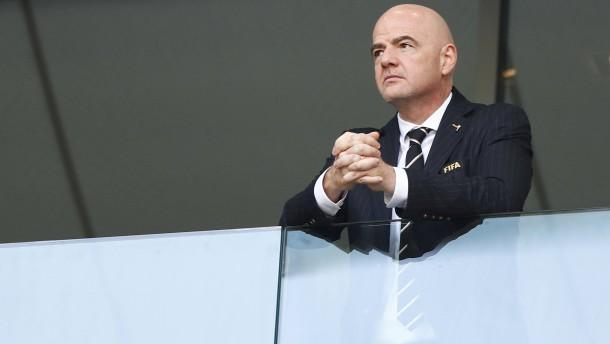 Strafverfahren gegen Fifa-Präsident Infantino