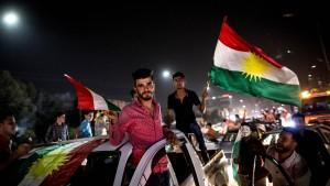 Erdogan droht irakischen Kurden nach Unabhängigkeitsvotum