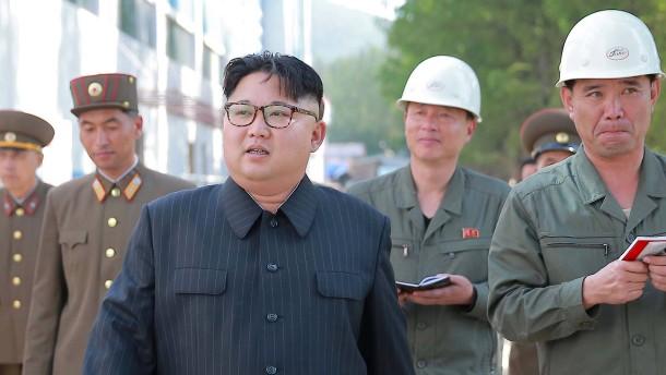 Hinweise auf Plutonium-Produktion in Nordkorea