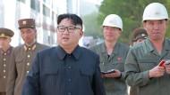 Plant Nordkoreas Diktator Kim Jong-Un den Bau einer Atomrakete?