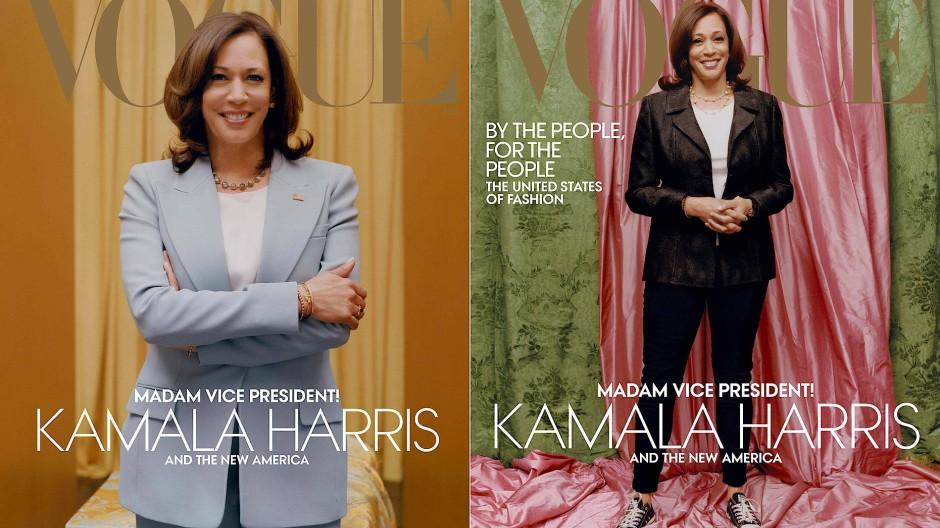 Die Modezeitschrift Vogue sorgte mit ihrem Titel für Aufregung.