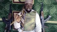 Abubakar Shekau soricht in einem von der Terror-Gruppe Boko Haram veröffentlchten Video. (Archivbild)