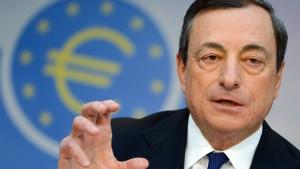 Lieber Herr Draghi, es wird Zeit!