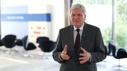 """""""Es geht um mich und die CDU"""""""