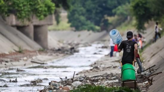 Trinkwassernot in Venezuela