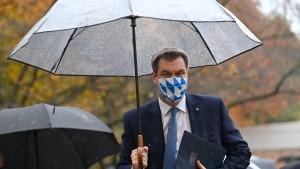 Bayern will Corona-Einschränkungen auch in Wohnungen durchsetzen