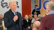 Der amerikanische Präsidentschaftskandidat, Joe Biden, beschimpft am Donnerstag den 83 Jahre alten Landwirt, nachdem dieser ihn kritisiert hatte.