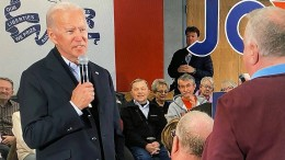 Joe Biden beschimpft Wähler