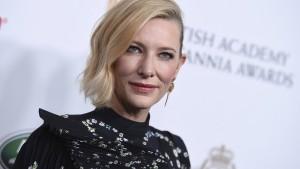 """Cate Blanchett wird """"Mrs. America"""""""
