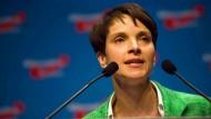 Petry wirft politischer Konkurrenz Verlogenheit vor