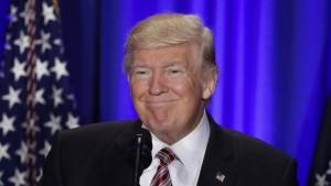 """Chinesischer Richter kritisiert Trump als """"Feind des Rechtsstaates"""""""