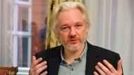 Assange will Botschaft in London bald verlassen