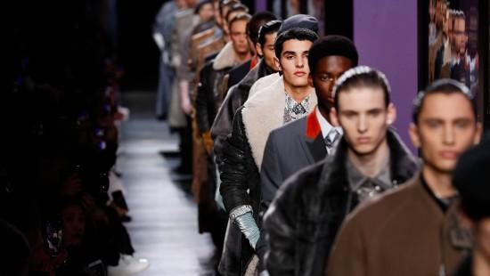 Hohe Promi-Dichte bei Dior
