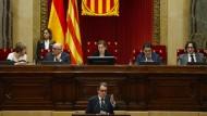 Katalonien darf sich nicht einfach so abspalten