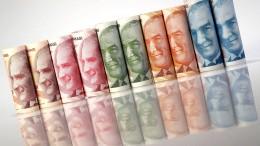Türkische Notenbank bekämpft den Lira-Verfall