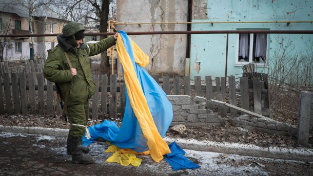 """Moskau erhöht mit """"Kleinrussland"""" Druck auf Kiew"""