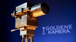 Goldene Kamera wird eingestellt