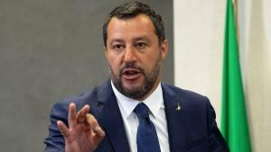 Salvinis sonderbar langsame Reaktion